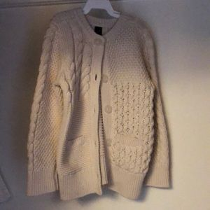 Cable Fisherman's Cardigan